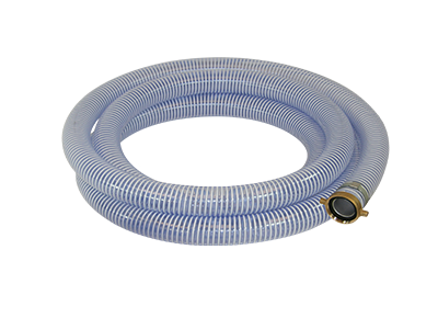 PVC Water Clear Suction/Transfer Hose Assemblies  sc 1 st  Abbott Rubber & PVC Clear Suction | Transfer Hose | Abbott Rubber Company