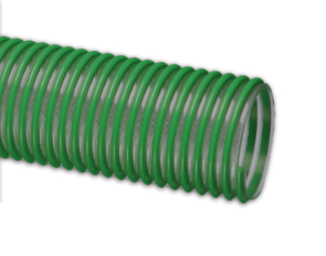 MULCH-LT™ Series Heavy Duty PVC Low Temperature Material Handling Hose
