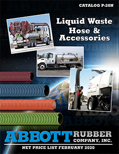 Abbott Rubber Septic & Liquid Waste Hose & Accessories Catalog