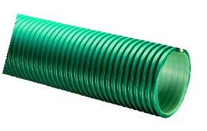 Amphibian™ AMPH™ Series Heavy Duty Polyurethane Lined Wet or Dry Material Handling Hose