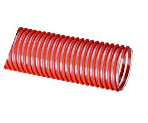 "&QUOTMulch Hose"" MULCH™ Series Heavy Duty PVC Material Handling Hose"