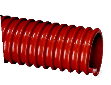 WOR™ Series Standard Duty Oil Resistant PVC Suction Hose