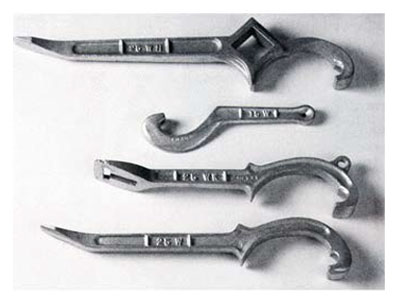 U.F.S. Spanner Wrenches