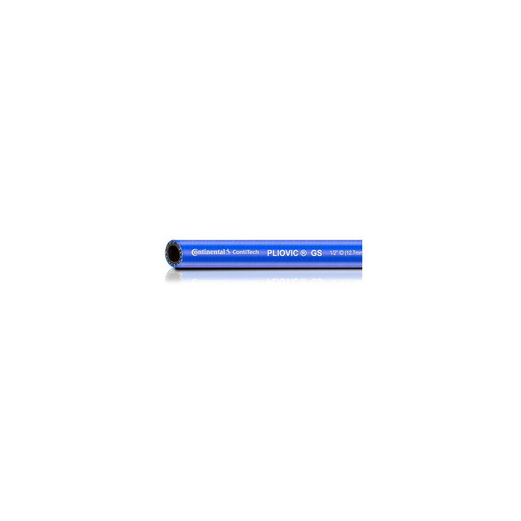 """3//8/"""" ID BLUE PLIOVIC 300# PVC AIR HOSE 750 FT"""