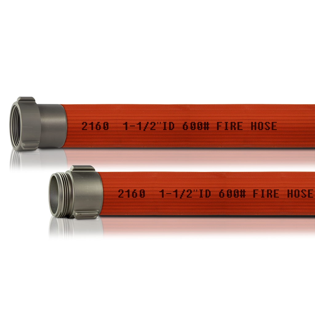 Nitrile Rubber Fire Hose - Page 1