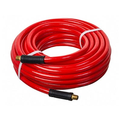 3/8 ID X 50 FT RED LOW-TEMP AIR HOSE