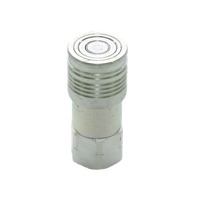 1/2 FLUSH FACE HYDRAULIC COUPLER