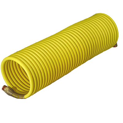 3/8 ID X 25 FT NYLON RE-COIL HOSE