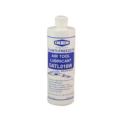 PINT/ ANTI-FREEZE AIR TOOL LUBRICANT