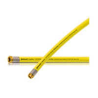 1/2 ID X 50 FT: YELLOW FORTRESS 300 HOSE